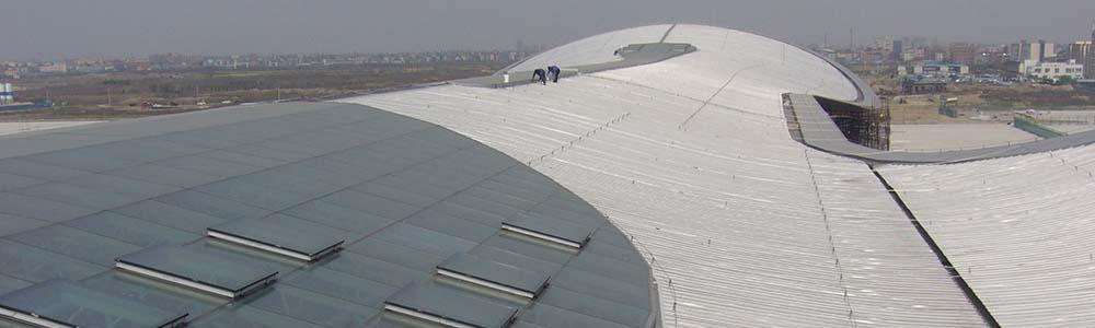公共建筑屋面