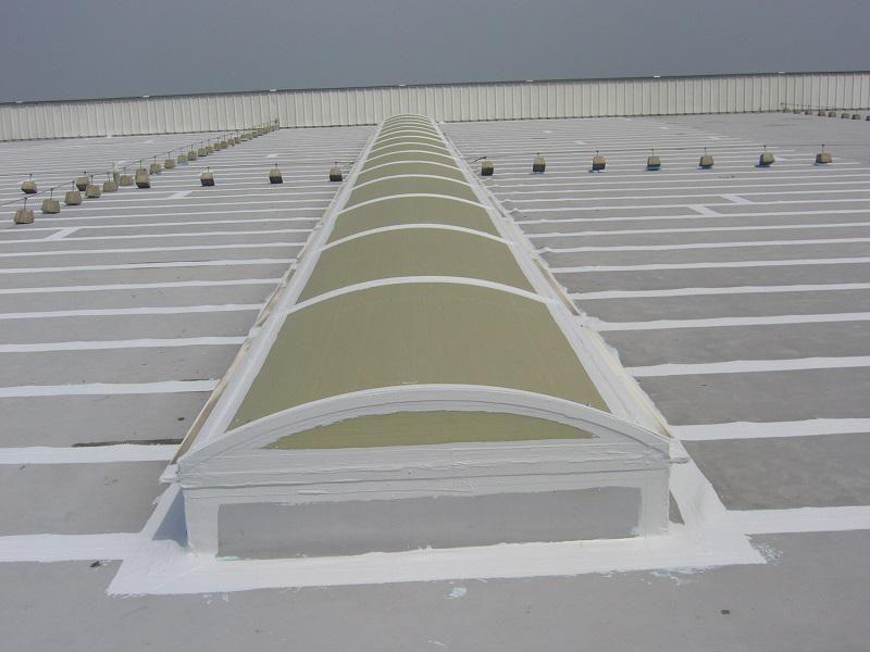 PVC卷材上防水维修