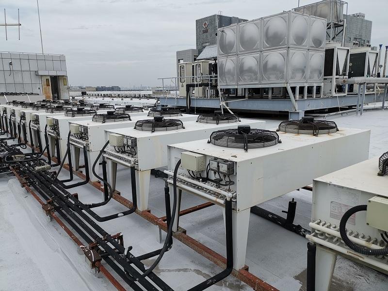 复杂基面的机房屋面防水维护