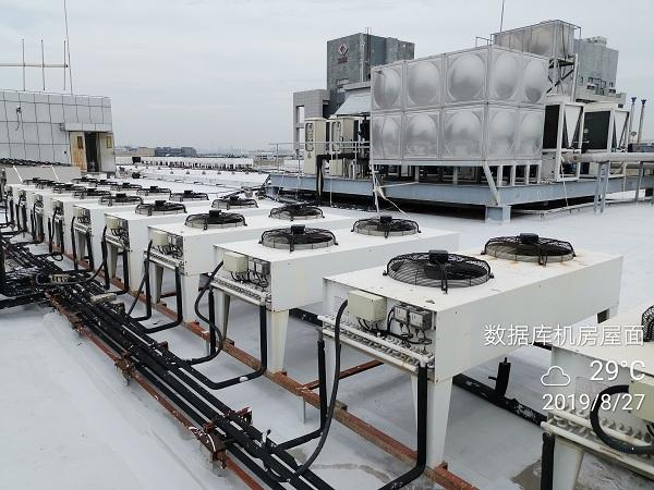 蓝光科技机房屋面防水